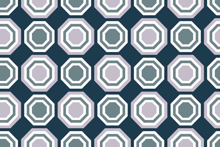 St. Tropez Wallpaper amethyst web